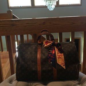 Louis Vuitton keepall vintage 45